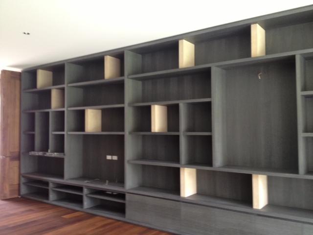 Divisiones de Librero