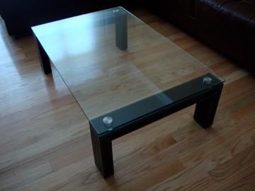 Patas de mesa en piel